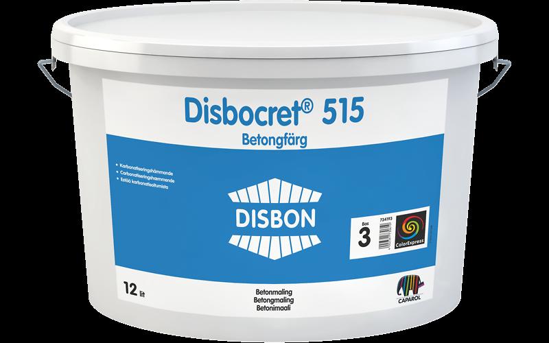 Fräscha Disbocret 515 Betongfärg: Caparol YE-94